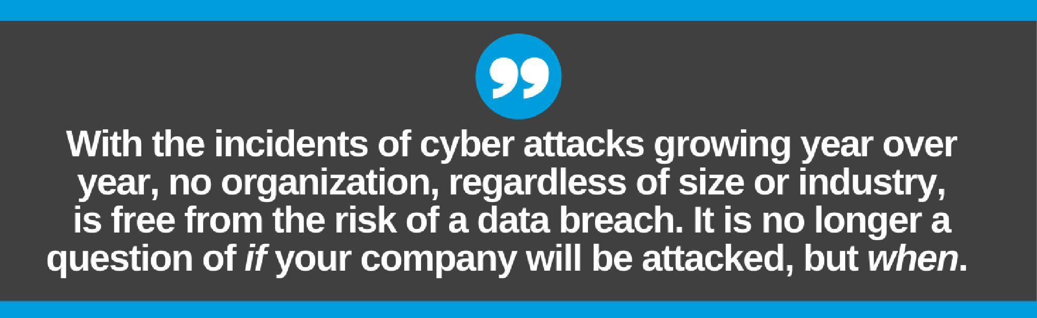 Proactive security approach: 3 tips to prevent cyber attacks